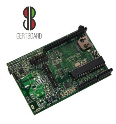 GertDuino - Arduino Add-On Board til Raspberry Pi