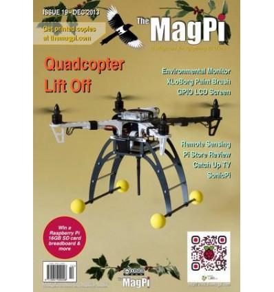 The MagPi Raspberry Pi Blad - Udgave 9