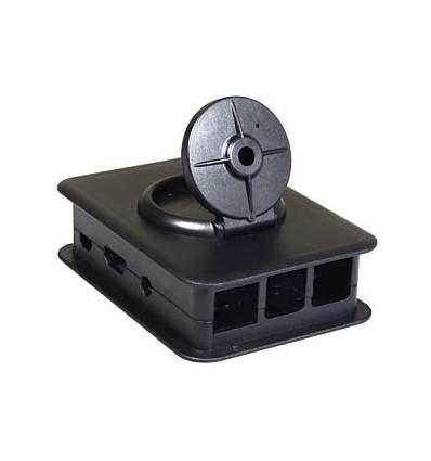 Tek Berry Raspberry Pi B+ kabinet med kamera kabinet sort